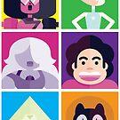 Steven Universe by tdjorgensen