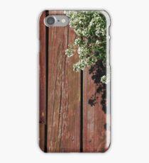 The Neighborhood Flowers. iPhone Case/Skin