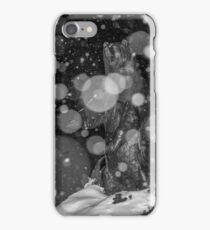 Spirit Bear in Snowstorm iPhone Case/Skin