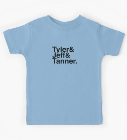 Tyler & Jeff & Tanner Kids Clothes