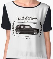Volkswagen Golf MK2 Old School Chiffon Top
