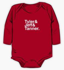 Tyler & Jeff & Tanner One Piece - Long Sleeve