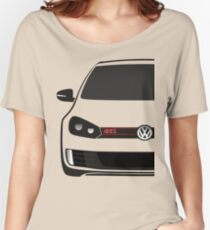 MK6 GTI Half Cut Women's Relaxed Fit T-Shirt