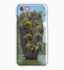 James Bond island Thailand iPhone Case/Skin