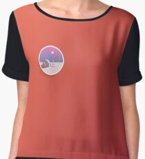 Tatooine - A New Hope Women's Chiffon Top