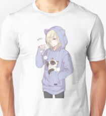 Meows in Russian Unisex T-Shirt