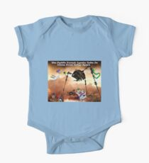Aliens Kids Clothes