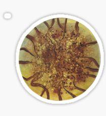 Rivulets Converge Sticker