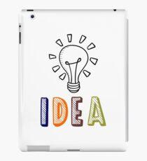 *IDEA* iPad Case/Skin