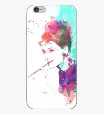 Breakfast At Tiffany's iPhone Case