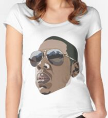 Jay-Z Women's Fitted Scoop T-Shirt