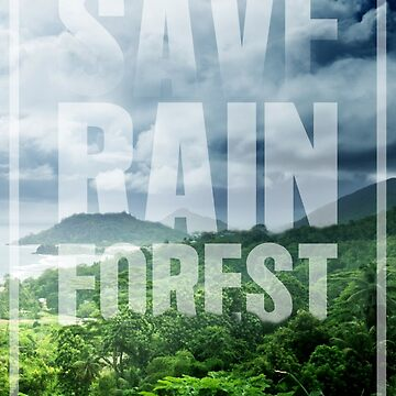 Save Rainforest by mimarumble