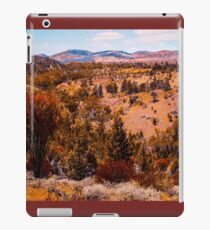 Beautiful Hills iPad Case/Skin