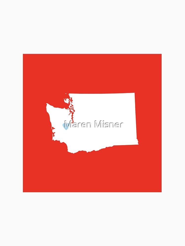 Washington Love von marenmisner