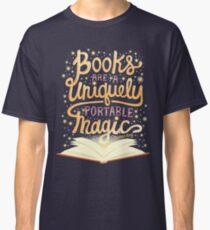 Books are magic Classic T-Shirt