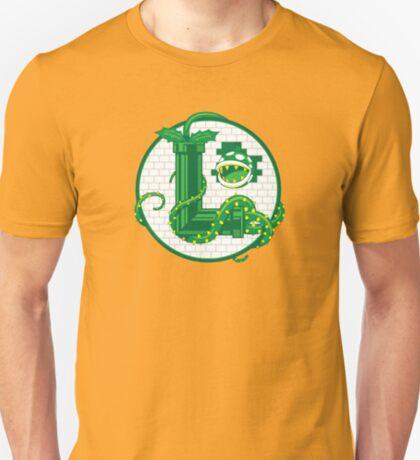 Super Luigi Emblem T-Shirt