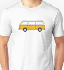 VW T3 Yellow T-Shirt