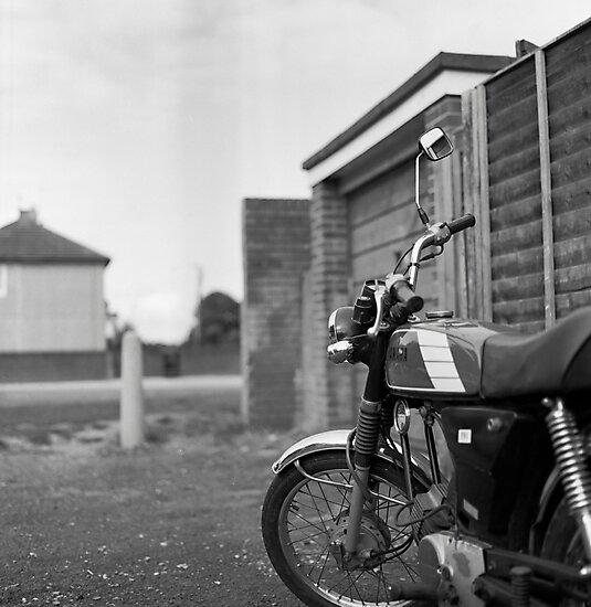 Motorcycle by Sophie Higgins