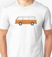 VW T3 Orange T-Shirt