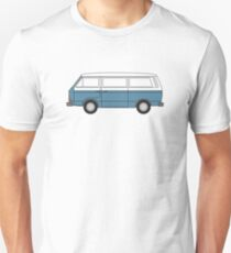 VW T3 Blueprint T-Shirt