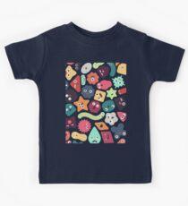Microbiotic Birthday Bash Kids Tee