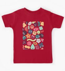 Microbiotic Birthday Bash Kids Tee