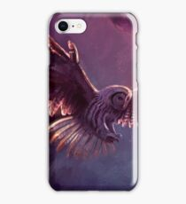 Strix owl iPhone Case/Skin