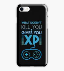 what doesn't kill you... iPhone Case/Skin