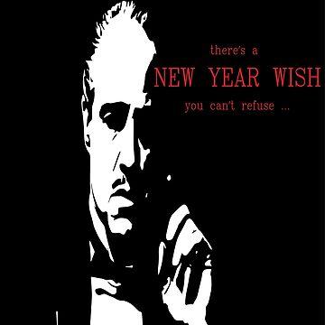 new year - godfather - funny by SirMooh