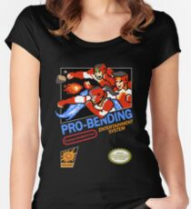 Pro-Bending Women's Fitted Scoop T-Shirt