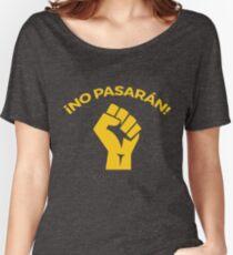 No pasaran Women's Relaxed Fit T-Shirt