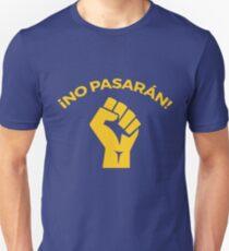 No pasaran Unisex T-Shirt