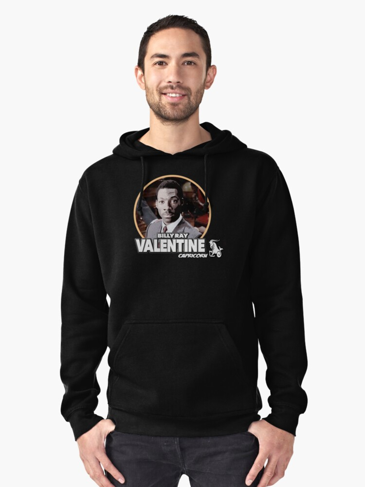Trading Places   Billy Ray Valentine Pullover Hoodie