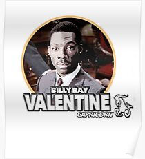 Trading Places   Billy Ray Valentine Poster