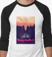 Kanye West -  Runaway Movie Poster Men's Baseball ¾ T-Shirt