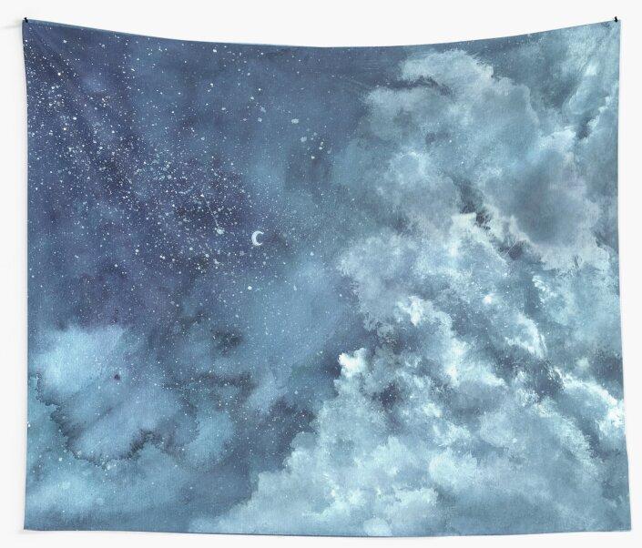 The Clouds I by cadva