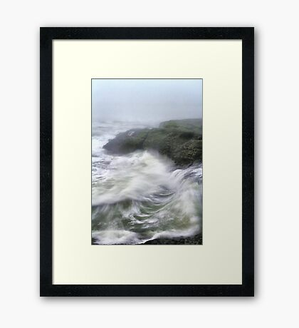 In Motion 4 Framed Print