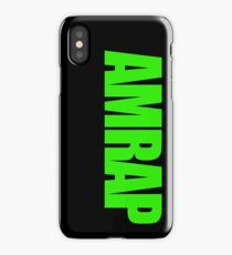 AMRAP iPhone Case