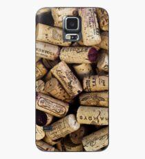 Wine Corks 2 (iP4) Case/Skin for Samsung Galaxy