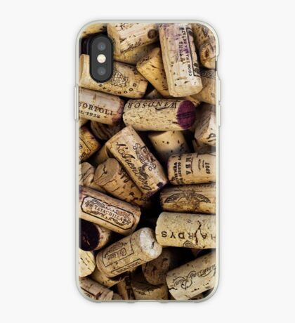 Wine Corks 2 (iP4) iPhone Case