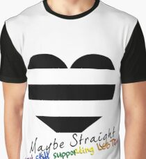 Straight Ally Graphic T-Shirt