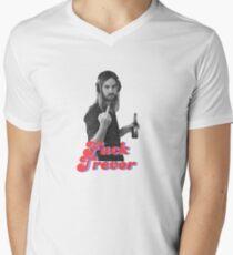 F*** Trevor Men's V-Neck T-Shirt