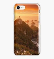 Nugget Point Sunrise iPhone Case/Skin