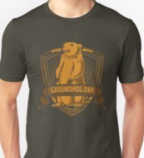 Groundhog Day With Groundhog T-Shirt