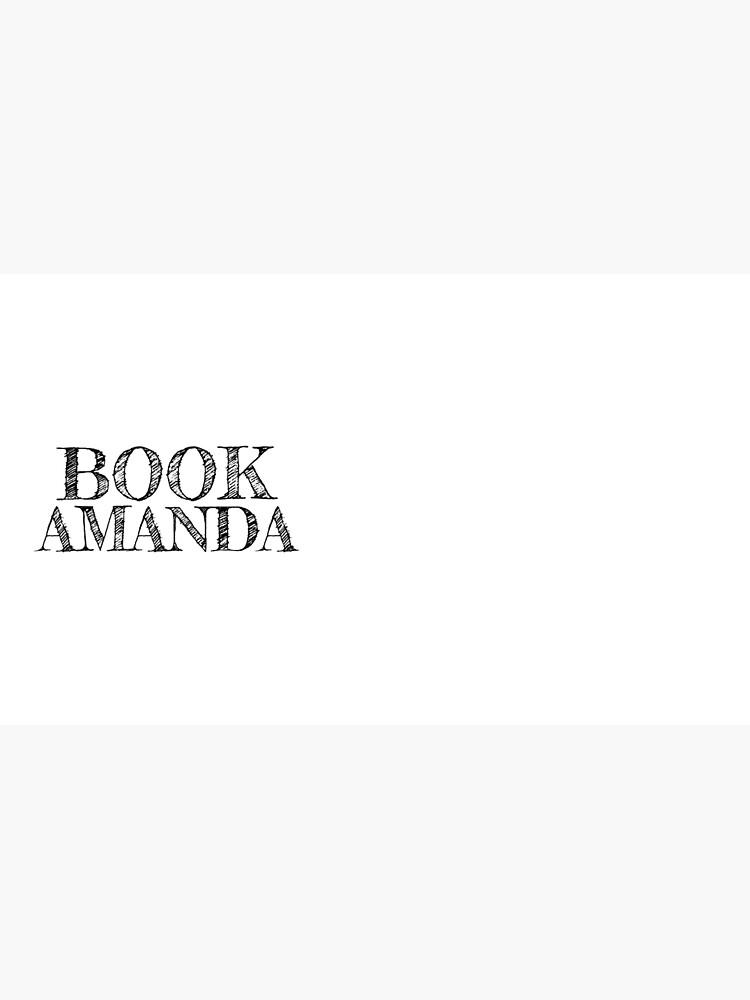 BOOK AMANDA by carololiiveira