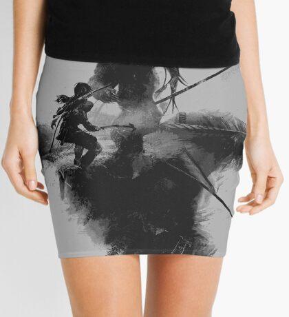 Lara Croft - Tomb Raider 2013 v3 Mini Skirt