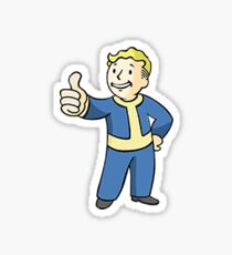 Pip Boy Sticker Sticker