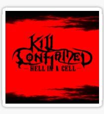 Kill confirmed Sticker