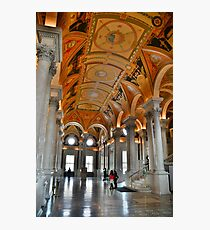 Library of Congress Photographic Print