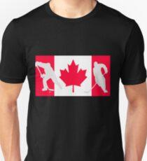 Ice Hockey Unisex T-Shirt
